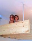 kids loft bed bespoke