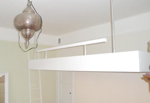 loft beds box room white bespoke