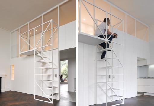 mezzanine lofts design