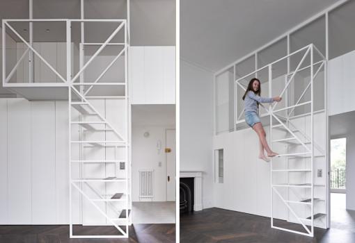adult mezzanine loft