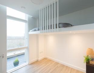 Bespoke-mezzanine-loft-lights-wall-ladder-scandinavian-loft-london