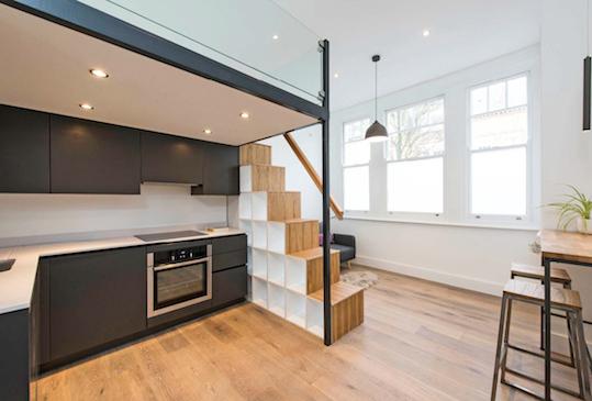 Adult Loft beds - Scandinavian Loft