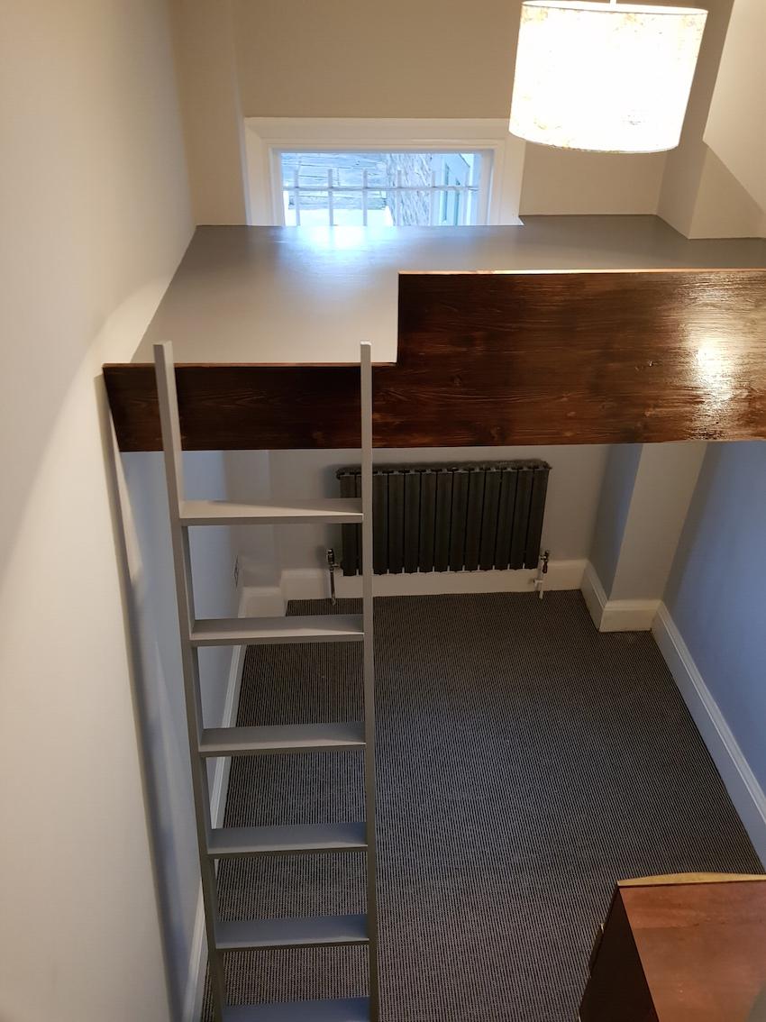 Mezzanine Floor Design Modern